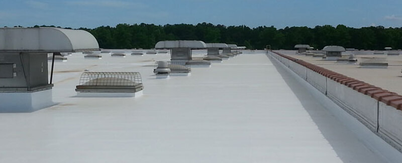 TPO & PVC Roof Maintenance